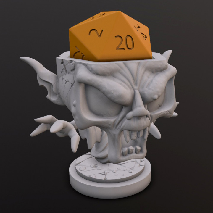Spectre Dice Head's Cover