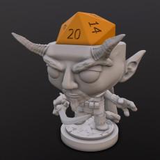 Devilkin Rogue Dice Head
