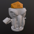 Mindslayer Spellcaster Dice Head image