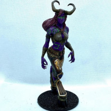 Picture of print of Demon Hunter - World of Warcraft (Fan art)