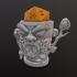 Dwarf Druid Chibi image