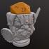 Dwarf Fighter (Denzil) Dice Head image