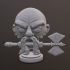 Dwarf Fighter (Guladin) Dice Head image