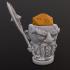 Dwarf Fighter (Magnus) Dice Head image
