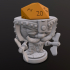 Dwarf Fighter (Mikkelson) Dice Head image