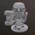 Dwarf Fighter (Ulrich Hogrider) Dice Head image