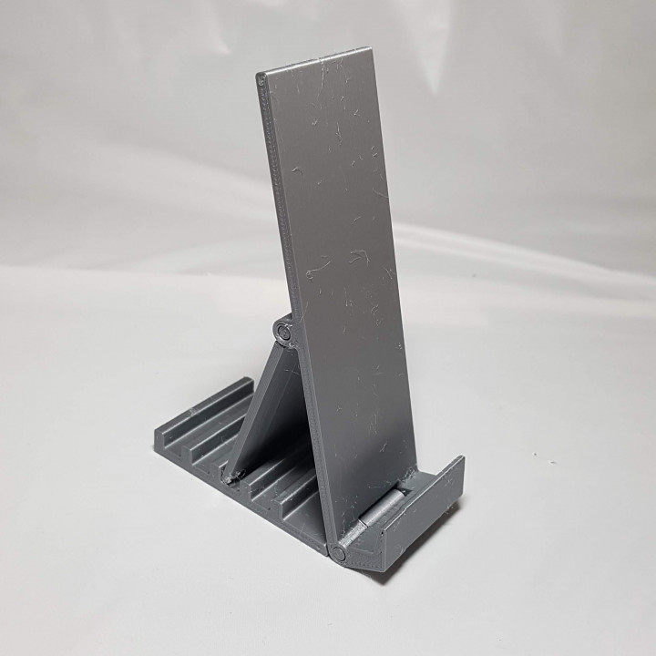 Single Part Phone Holder (No hardware required)