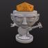 Halfing Bard Dice Head image