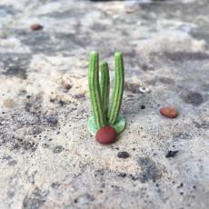 Cactus 2 for Desert landscape 28mm tabletop gaming