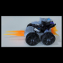 Transformers War for Cybertron Micro Masters Battle Rover image