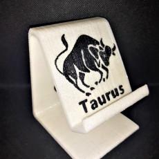 Taurus Phone stand