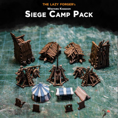 Western Kingdom - Siege Camp