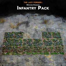 Western Kingdom - Infantry