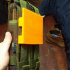 Wall-Mounted MOLLE/PALS Mounting System (3 x 2) image