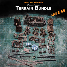 Western Kingdom - Terrain Bundle