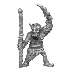 Goblin mistic - supportless model