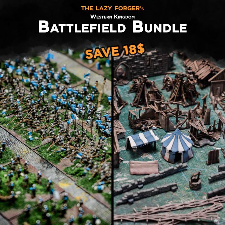 Western Kingdom - Battlefield Bundle