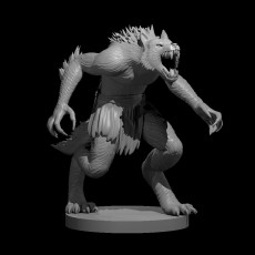 Werewolf Updated
