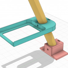 Mobile scanner stand