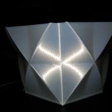 Picture of print of Diamond Planter (Vase Mode)