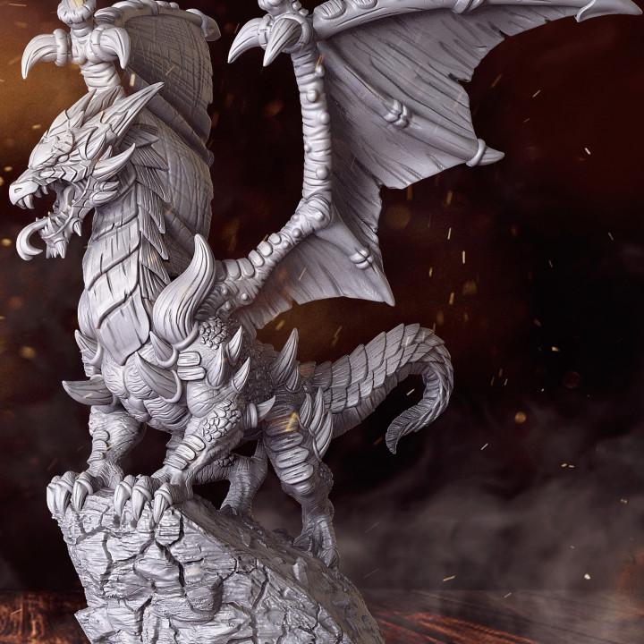 Kalzreg - Dragon Lord - 32mm - DnD -