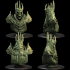 Lich Bust - Pre-supported image