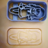 Doll cookie cutter image
