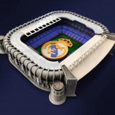 Bernabeu Stadium - Madrid, Spain