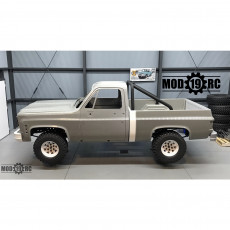 12.3  WB Pickup Conversion Bundle - RC4WD Blazer