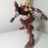 Eva, unit 02 - 3D image