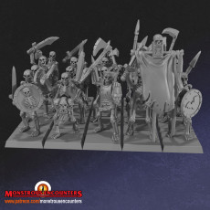Skeleton Horde Unit (26 minis)