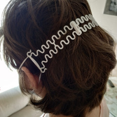Ear saver flexible 14-23 cm long
