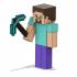 Minecraft steve model image