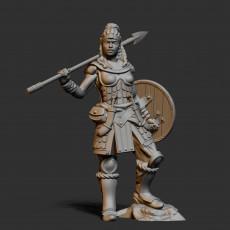 Woman Warrior D&D