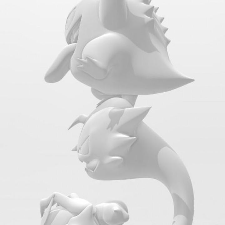 Ghost Pokemon!