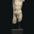 A Roman Marble Torso of Narcissus image