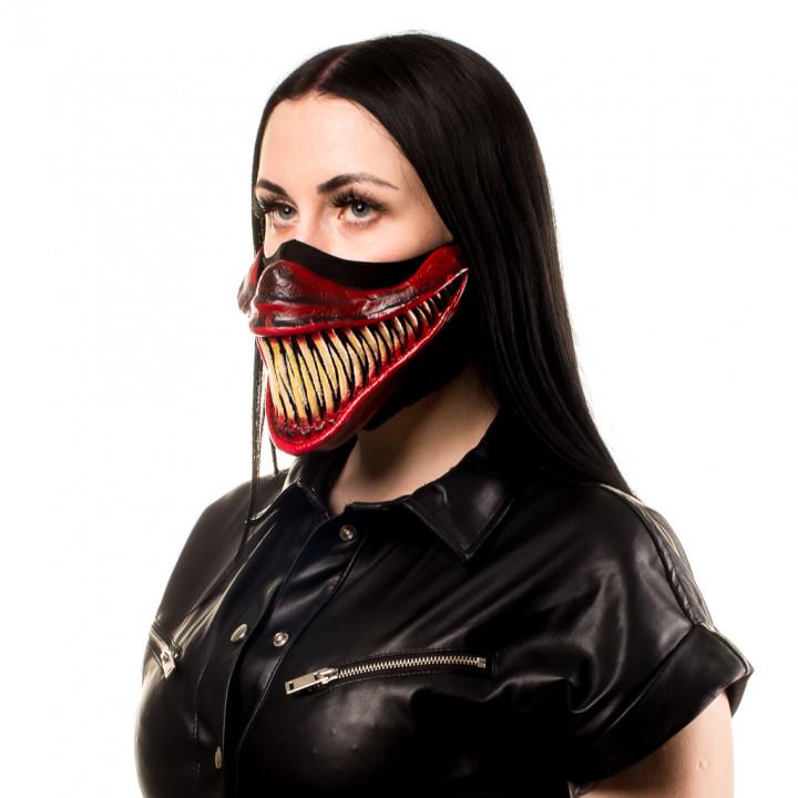 Horror Smile Facemask