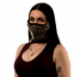 Wooden Facemask image