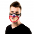 Cartoon Smile Facemask image