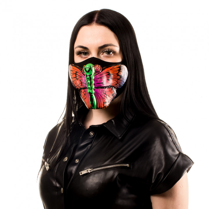Butterfly Facemask