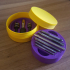 Tool Organizer (From Recycled Hair Wax Can) image