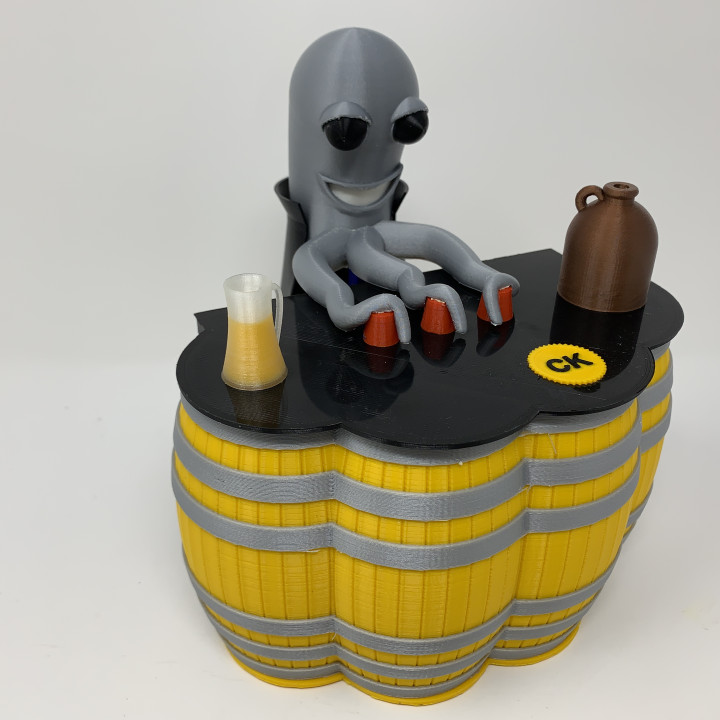 The  Calamari Kid .