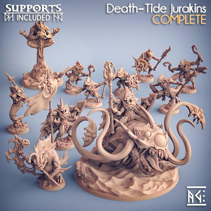 COMPLETE Death-Tide Jurakins (presupported)