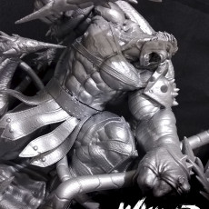 Picture of print of Wicked: The Hulk from Planet Hulk *FREE*