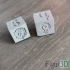 World of Warcraft inspired 6 sided dice image