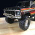 TRX4 Bronco Bumper set image
