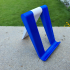 Freely adjustable phone stand image
