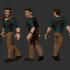Nathan Drake - Disney Infinity Style image