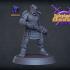Hobgoblin soldier image
