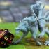Hobgoblin archer and warg image